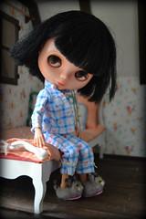 SALE! doll shoes slippers (pe.kalina) Tags: blythe doll dollhouse barbie momoko poppy parker slippers cat kitten shoes miniature handmade felted felt