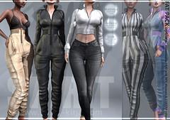 SPIRIT - Mele outfit (SPIRIT) Tags: spirit byspirit belleza maitreya slink