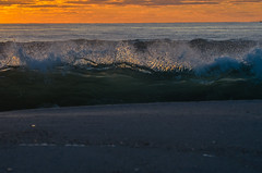 NJShore-28 (Nikon D5100 Shooter) Tags: beach jerseyshore ocean sand water waves