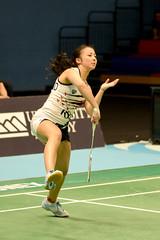 NBLmatch-5100-0276 (University of Derby) Tags: 5100 badminton nbl sportscentre universityofderby match