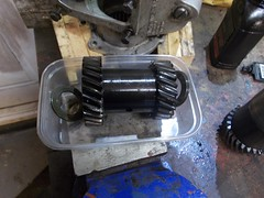 Laygear (37114) Tags: land rover fairey overdrive rebuild