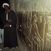 Ägypten 1999 (535) Krypta im Tempel von Dendera