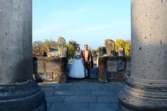 EDO_1676 (RickyOcean) Tags: wedding zvartnots echmiadzin armenia vagharshapat shush shushanik rickyocean