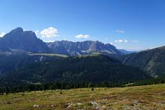 Maurerberg Wanderung (5) - Sdtirol (okrakaro) Tags: maurerberg wanderung sdtirol gadertal stmartininthurn pustertal dolomiten hiking mountains landscape nature italien september 2016