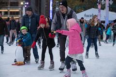 Bryant Park Ice Rink (dansshots) Tags: bryantpark bryantparkicerink wintervillageatbryantpark wintervillage dansshots nikon nikond750 midtown midtownnewyork 42ndstreet iceskating iceskatingrink ice rink