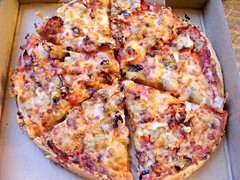 The Mediterranean (knightbefore_99) Tags: pizza tasty best michael buble beethoven bainbridge burnaby italian pie delicious topping clam red pepper onion