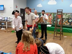 BSL performance by Paddleboat Theatre and Exeter Deaf Academy at Exeter Library 13th October 2016 (Devon Libraries) Tags: exeterlibrary exeter devoncentre devonlibraries librariesunlimited librariesunlimitedsouthwest events exeterchildrenslibrary paddleboattheatre bsl exeterdeafacademy alittlemansholiday