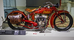 1927 Indian Big Chief (dog97209) Tags: 1927 indian big chief petersens auto museum los angeles california
