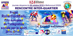 SPORT DAYS EFUS ROLLERFOOTBALL LE RESPECT AUTREMENT (projet.rollerfootball) Tags: rollerfootball russiteducative projetsocioducatif ducationprioritaire ducationpopulaire efus erasmus mixit funmoverespect bethoncourt montbliard agglomration gmfpartenariateducation gendarmerienationale prventiondlinquancejuvnile