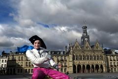 Town hall of Saint-Quentin (Aisne) (Sokleine) Tags: townhall hteldeville gothic gothique medieval heritage mn monumenthistorique building architecture saintquentin 02 aisne hautsdefrance france