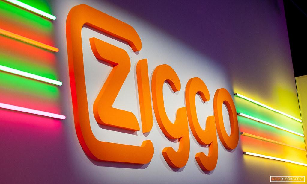 Ziggo Mega Dojo 2016