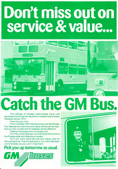 GM Buses Rossendale Area Bus Guide 26101986 Inside Front Cover (Rossendalian2013) Tags: bus deregulation rossendale lancashirecountycouncil tendered gmbuses timetable booklet