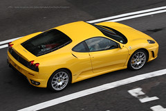 Ferrari, F430, Causeway Bay, Hong Kong (Daryl Chapman Photography) Tags: jk111 ferrari 430 f430 italian cwb causewaybay car cars auto autos automobile canon eos is ii 70200l f28 road engine power nice wheels rims hongkong china sar drive drivers driving fast grip photoshop cs6 windows darylchapman automotive photography hk hkg bhp horsepower brakes gas fuel petrol topgear headlights worldcars daryl chapman 1d mkiv