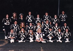 1994 Seniors of the Vermilion Sailors Marching Band (vhsalumniband) Tags: creeva scans friends me pictureofme marching band marchingband highschool vermilion ohio sailors vhs vermilionsailormarchingband vhsmarchingband