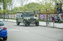 Hummer001 (jmig1) Tags: zaragoza nikon d70 hummer coche militar ejercito