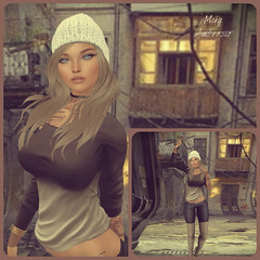 ☆ Life In The Street ☆ (Miky Ambrosio) Tags: ikon lelutka glam affair maitreya mina cynful u l t r a event hairology belleza mesh body bloggers womens world directory blogspot slfeeds grid syndicate