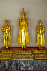 2016_04-Bangkok-M00174 (trailbeyond) Tags: architecture asia bangkok buddha building gold indoors location marble pattern recliningbuddha religiousbuilding statue temple texture thailand watpho white