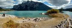max_minnewanka (ctmarie3) Tags: banffnationalpark lakeminnewanka stewartcanyon trail