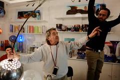Anthony Stern (yousef_anani) Tags: howardstern film glassblower battersea london pyschedelic