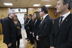 Visita pastoral de l'Arquebisbe d'Urgell i Copríncep d'Andorra al Comú d'Andorra la Vella