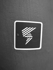 St.Pauli - Stickers (chicitoloco) Tags: stpauli hamburg stickers sticker aufkleber kleber bumper bumpers urbanart streetart popel booger bitofsnot bogey nosepickings hickeys nasal mucus