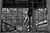 Vecchio cantiere (006) (Pier Romano) Tags: cantiere navale vecchio dockyard bnw blackandwhite biancoenero cantierenavale pietra ligure pietraligure liguria italia italy nikon d5100 shipyard old edificio abbandonato abandonedplace abandonedbuilding abandoned building riviera