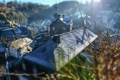 Monschau (karol_sobotka) Tags: monschau germany oldtown tiltshift city fujifilm xt2 architecture
