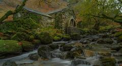 Borrowdale Mill (John Lever Photography.) Tags: borrowdale mill cumbria lakes autumn lakesanddalesimagescom away hidden