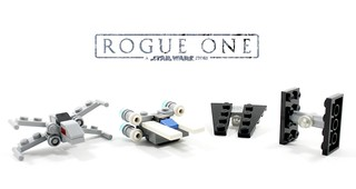 Rogue One Mini-Starfighters