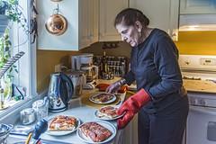 Bernie's Pizza (fotofrysk) Tags: pizza slices likeberniespizza jane kitchen eastcoasttrip canada novascotia antigonish tigopark fall nikond7100 201610317815