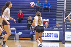 IMG_8351 (SJH Foto) Tags: girls volleyball high school york delone catholic team teen teenager bump