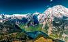 Königssee - At it´s best (C.Kaiser) Tags: bwkäsemann carlzeiss e24mmf18 königssee nationalparkberchtesgaden polarisation schönfeldspitze stbartholomä steinernesmeer watzmann schönauamkönigssee bayern deutschland de sonnarte1824