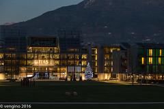 Le Albere (vengino) Tags: architettura le albere quartiere renzo piano trento