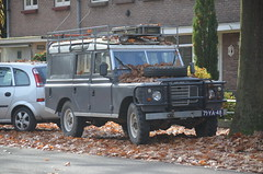 1973 Landrover 108 71-YA-48 (Stollie1) Tags: 1973 landrover 108 71ya48 nijmegen
