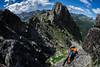Explorer, Ferrata Gabrielli (Kap_PH) Tags: nikon d600 coma dasta ferrata lago cascata montagna lagorai castel tesino veneto