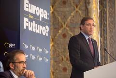 """Pedro Passos Coelho na Conferência """"Europa: Que Futuro?"""""""