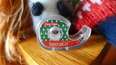 Super cute Christmas Tape Dispenser