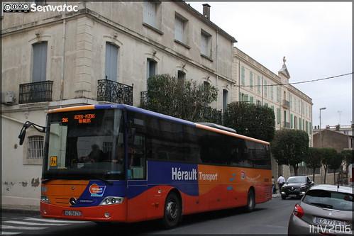 Mercedes-Benz Intouro - Car Postal Méditerranée / Hérault Transport