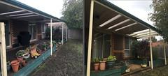 Half verandah & half pergola (modernsolutionsau) Tags: verandah pergola