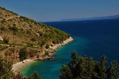 Brac (Martina Santucci) Tags: island isola brac brazza croazia croatia hrvatska mare sea blue blu landscape panorama light luce natura nature