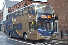 Stagecoach Cumbria & North Lancashire 15923 PX13DMU (Will Swain) Tags: uk travel england west train coast october britain main north transport 4th trains lancashire line cumbria carlisle stagecoach 2014 mainline 15923 px13dmu