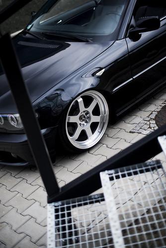 Bmw 3 Series E46 Cabrio Jr 12 18x9 18x10 Hyper Silver A Photo