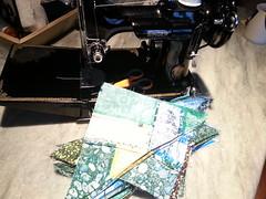 Scrap quilt