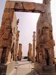 DSC03738 (Shahrokh (  )) Tags: iran great shiraz cyrus    persepolis dynasty achaemenid darius  fars parseh      farvahar  faravahar    perseplis