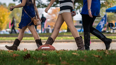 Football (Tom Banahan) Tags: football boots kentucky commonwealthstadium tailgateparty