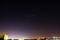ISS Flying over the Space Coast (Michael Seeley) Tags: mike michael florida melbourne seeley fit iss internationalspacestation floridainstituteoftechnology mikeseeley michaelseeley spotthestation