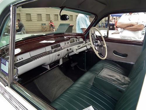 1955 Dodge D49 Kingsway Coronet sedan