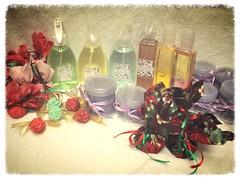 Mimos da Feliciana! (Feliciana Presentes! Por Aline Antunes) Tags: natal artesanato sachs sabonete presentedenatal calndula aromatizador saboneteglicerina leocorporal homespray leobifsico