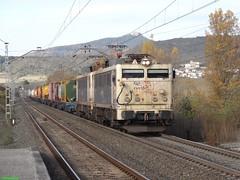 269 (firedmanager) Tags: train tren locomotive caf freight mitsubishi locomotora navarra freighttrain renfe trena 269 mercancías railtransport zuasti renfeoperadora renfemercancías cenemesa