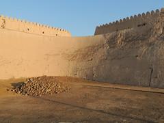DSCN5496 (bentchristensen14) Tags: uzbekistan citywall khiva ichonqala